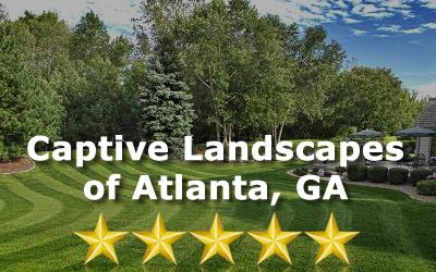 Captive Landscapes Atlanta Landscape Design Atlanta Landscapers Residential And Commercial